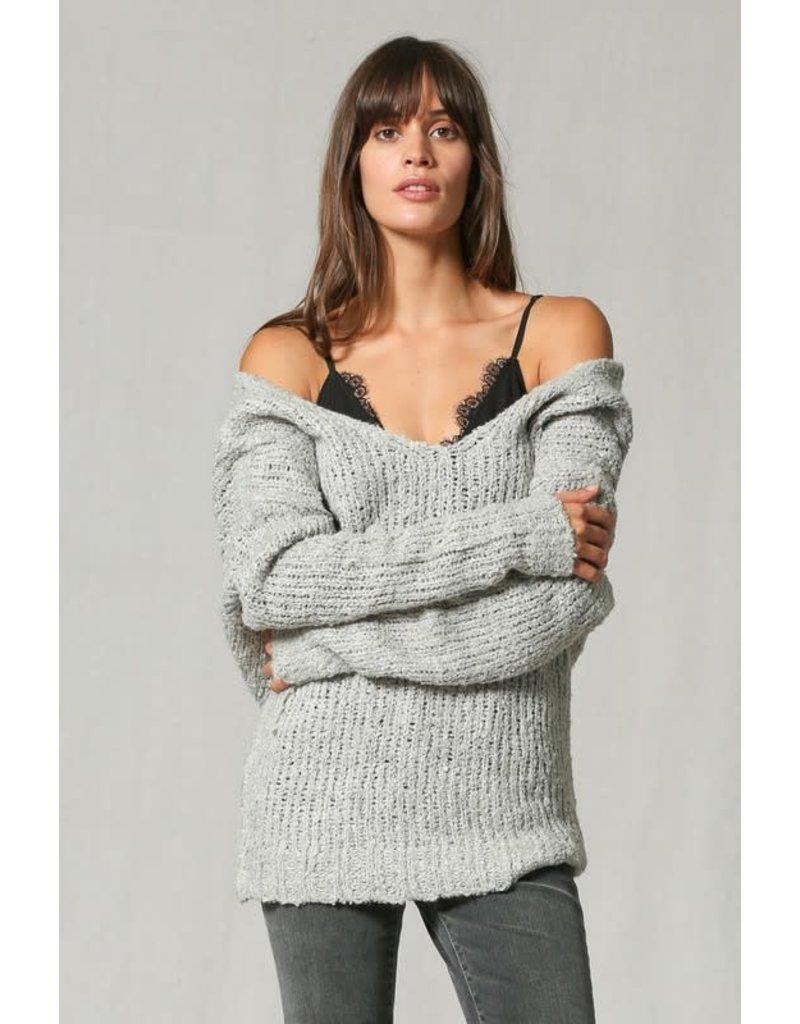 No Bad Nights Sweater