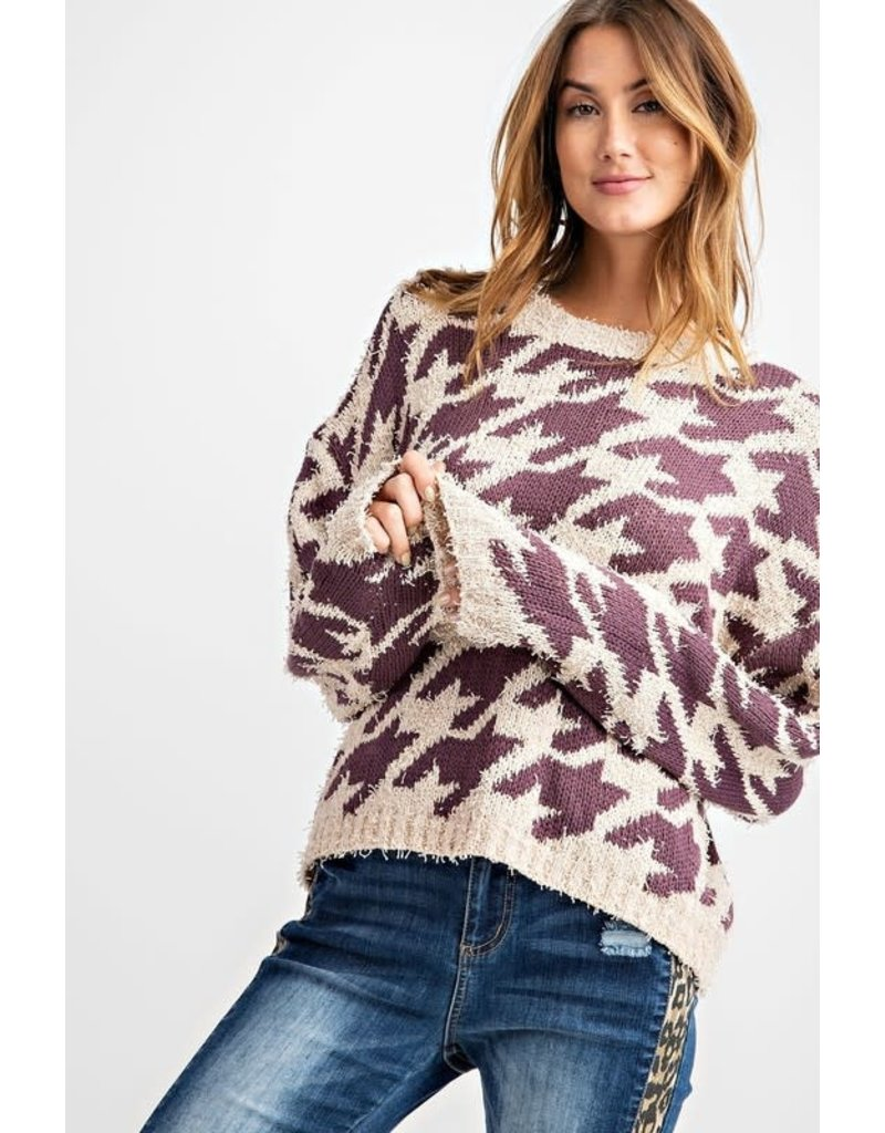 Mind Games Sweater