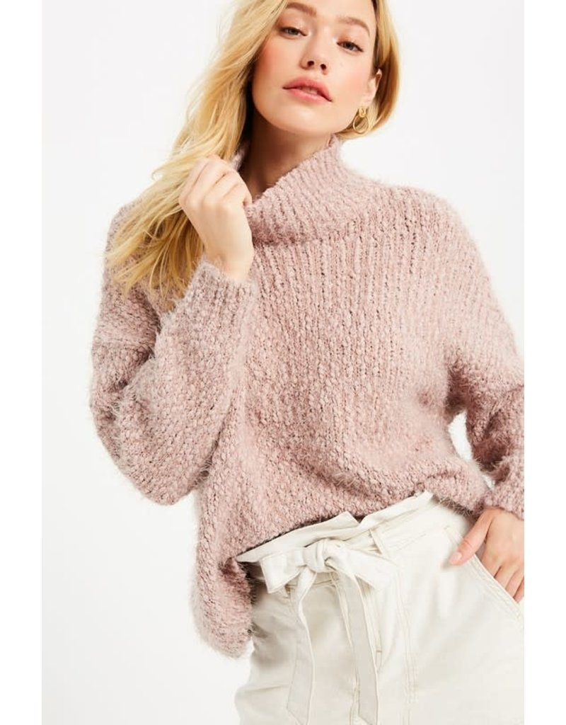 Feeling Fuzzy Sweater