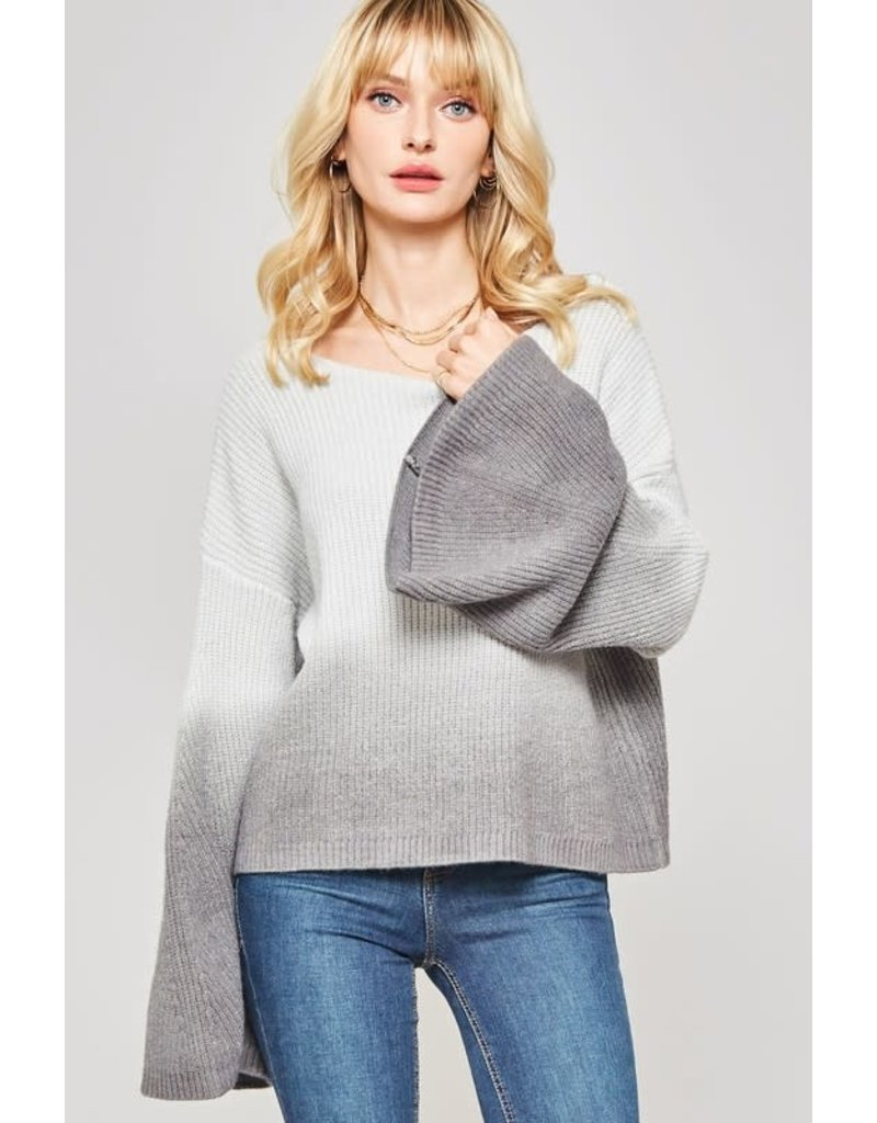 Love Something Ombre Sweater