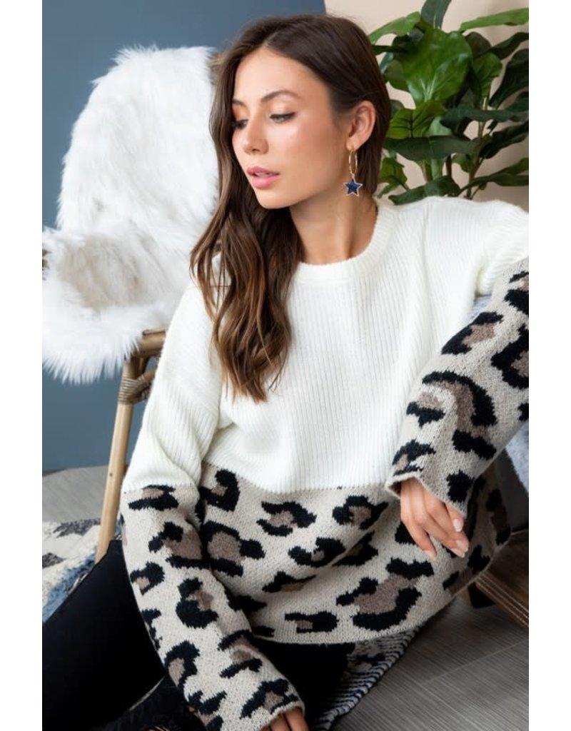 Jungle Vibes Sweater