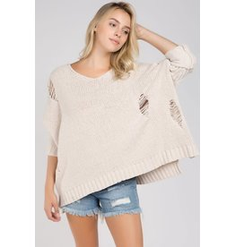 Hidden Away Sweater