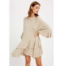 Maisley Ruffle Dress