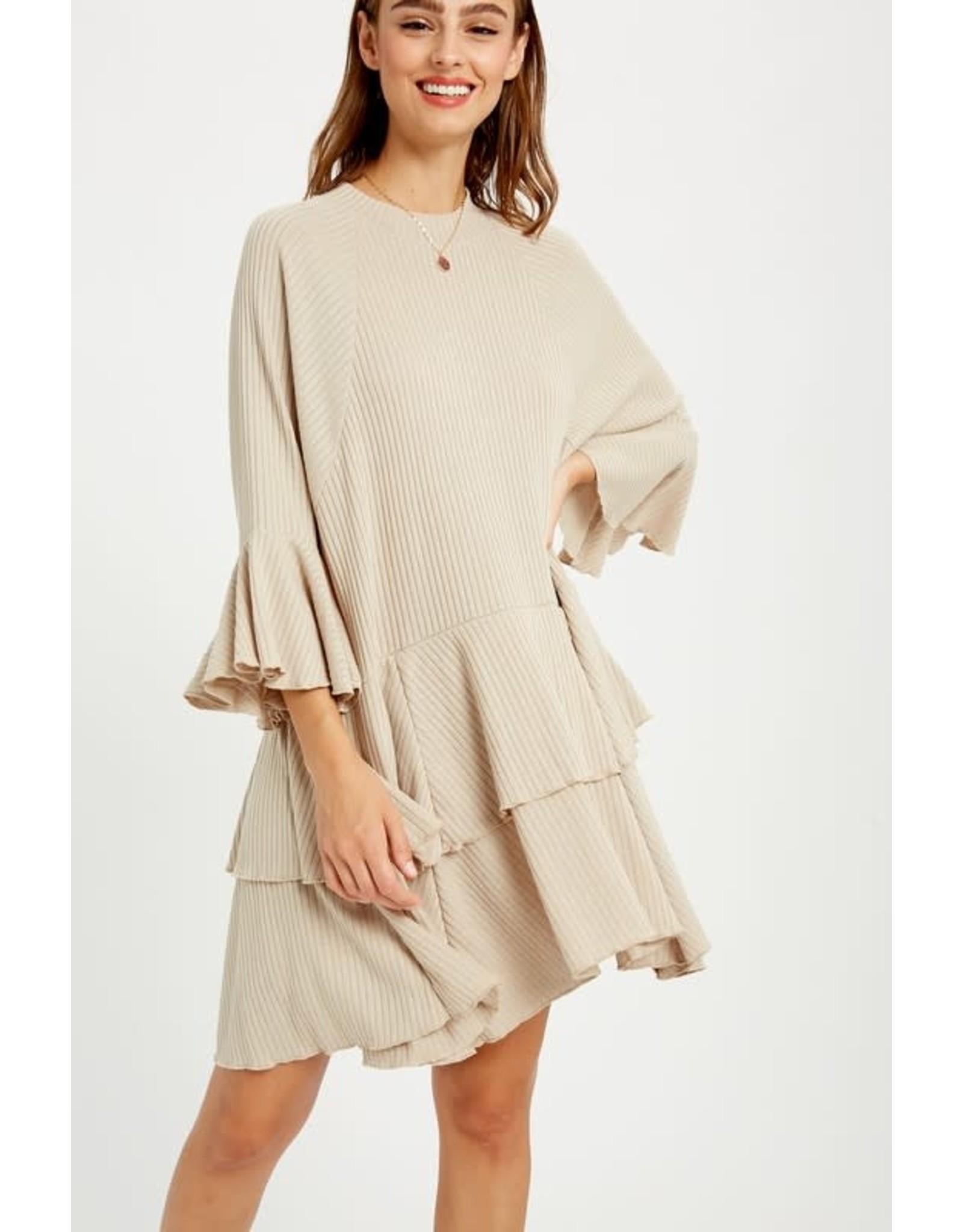 Maisley Ruffle Dress