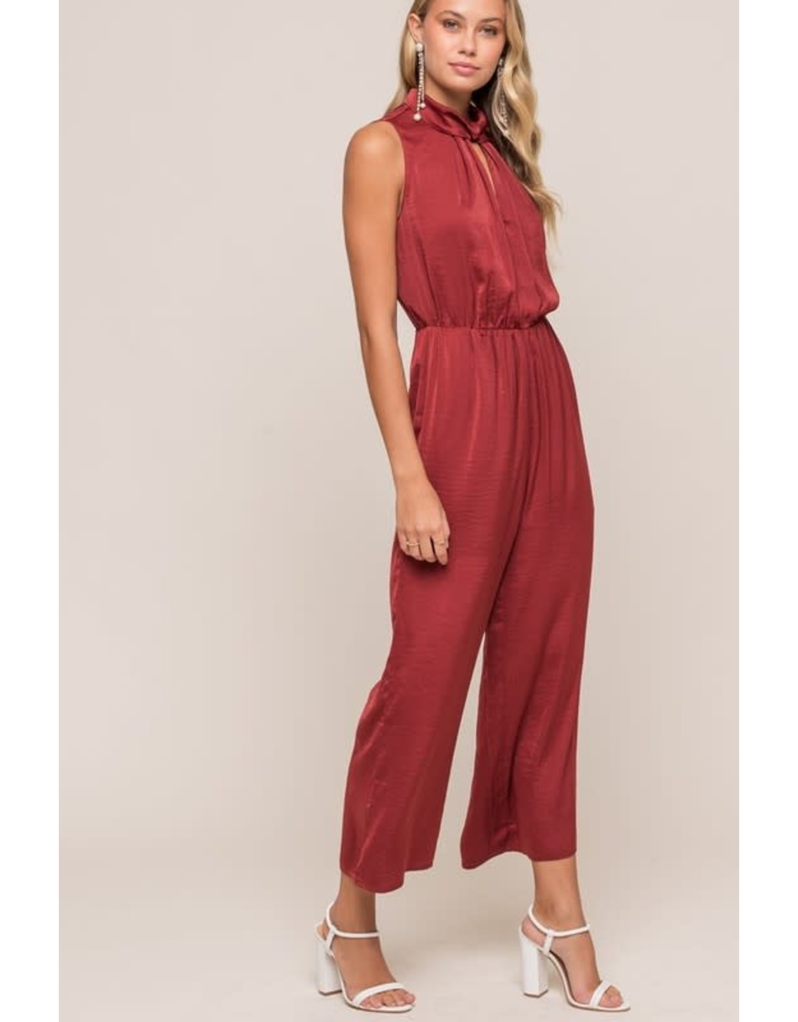 Need More Time Jumpsuit