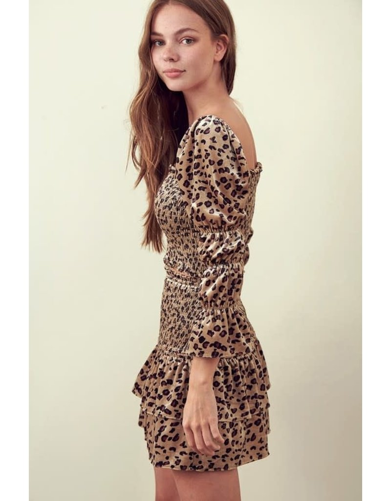Going Wild For You Skirt