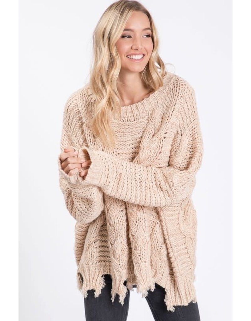 By The Fireside Sweater
