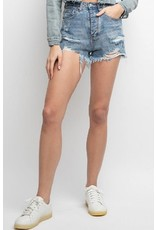 I'm Feelin' It Denim Shorts