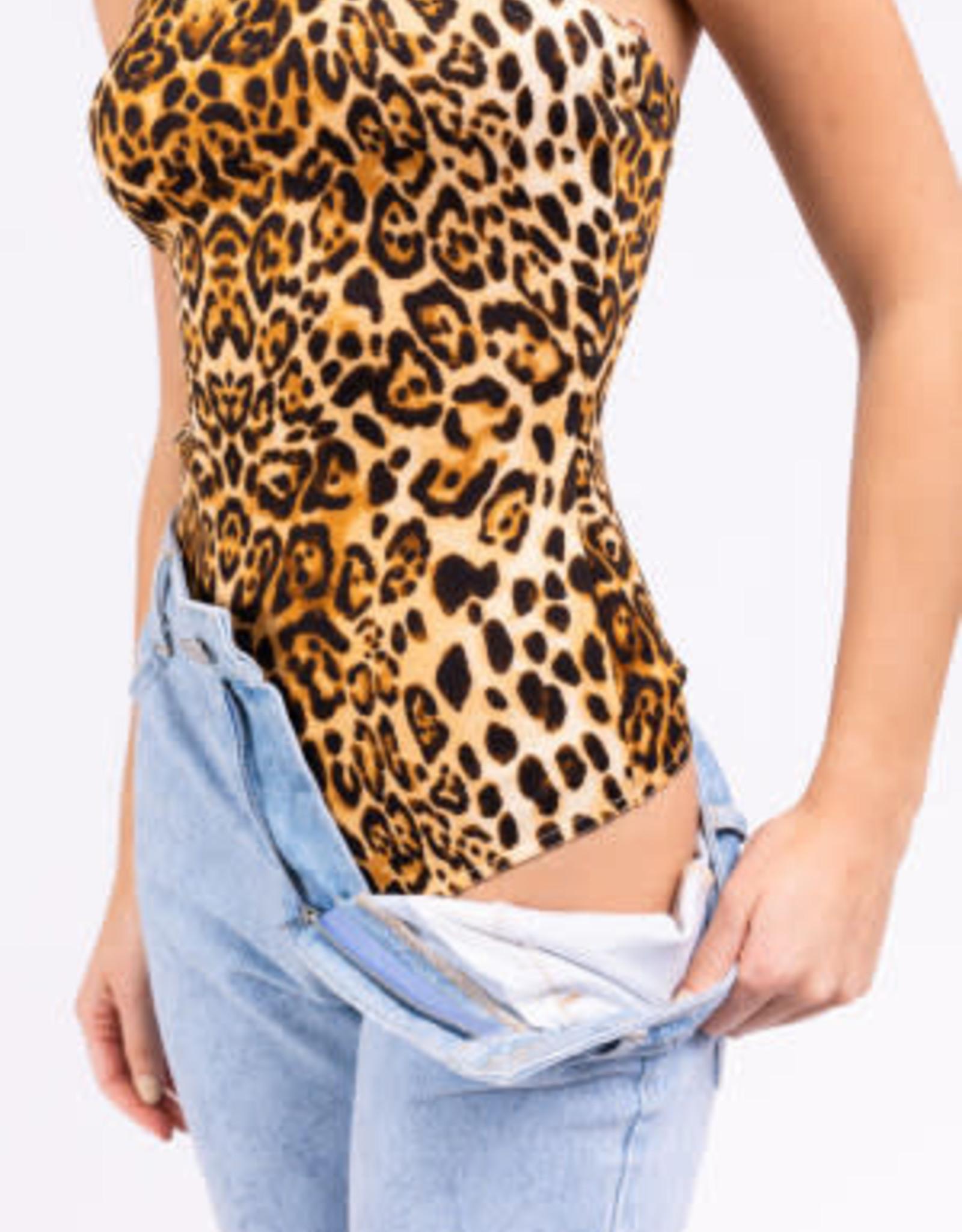 Cheetah-licious Bodysuit