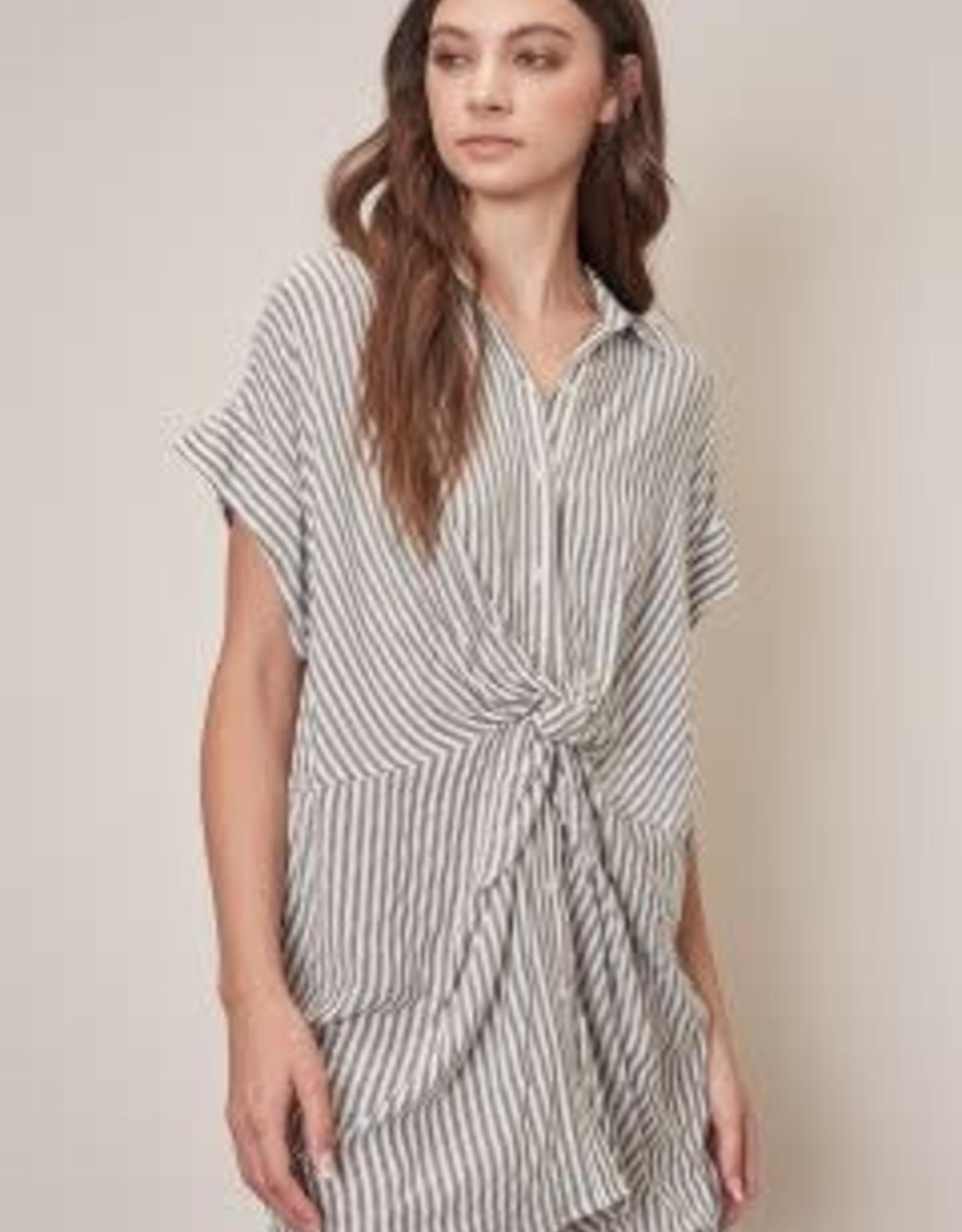 Juliet Stripped Dress
