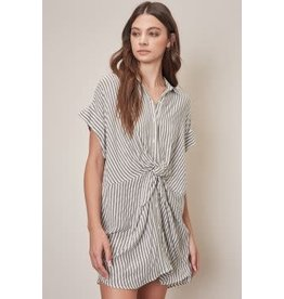 Juliet Stripped Dress