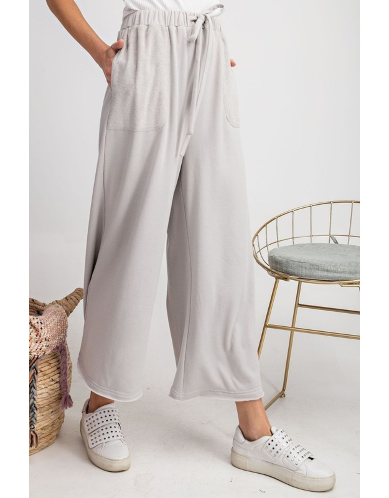Stay In Or Go Out Knit Pants