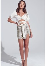 Not Your Typical Snake Skirt