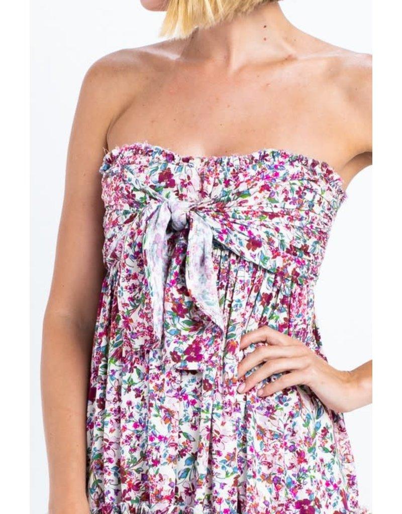 Summer Lovin' Flower Dress