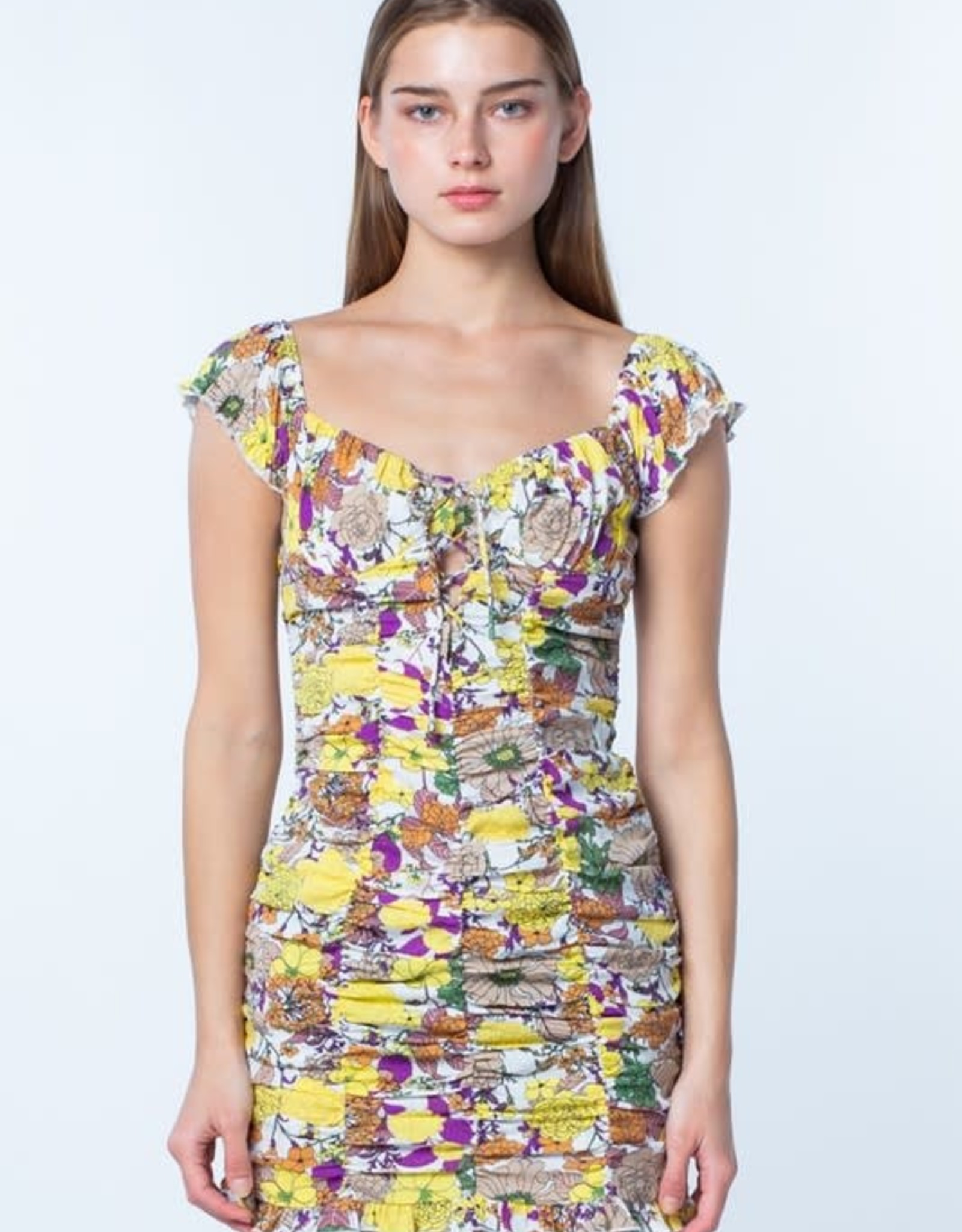 Feel The Sunshine Dress