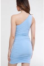 Audrey One Shoulder Dress