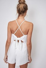Let's Be Clear Romper