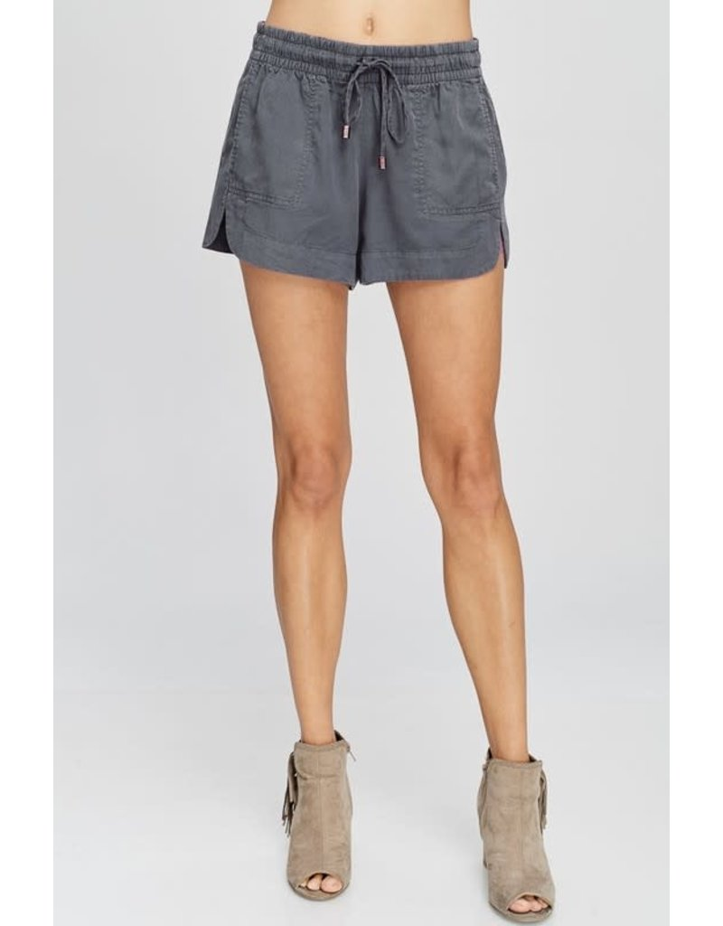 Don't Over Step Shorts