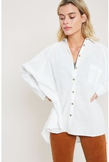 On the Sand Button-Down