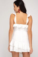 Buttercup Ruffle Dress