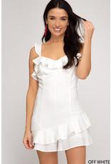 Buttercup Ruffle Dress