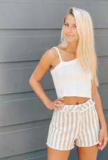 Boneyard Striped Shorts