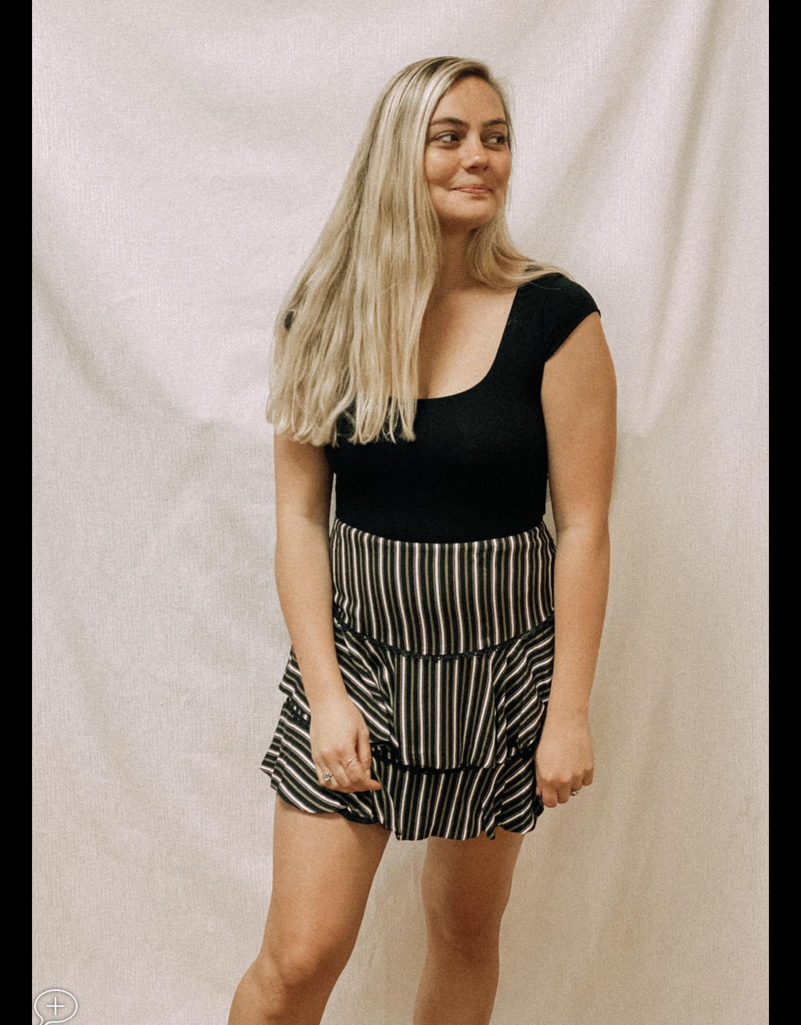 My Kind Of Night Skirt