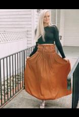 Let Me Down Slowly Skirt