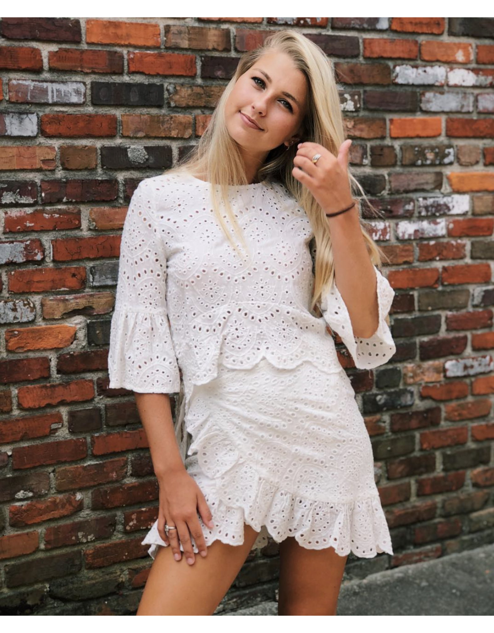 Annabelle Lace Dress
