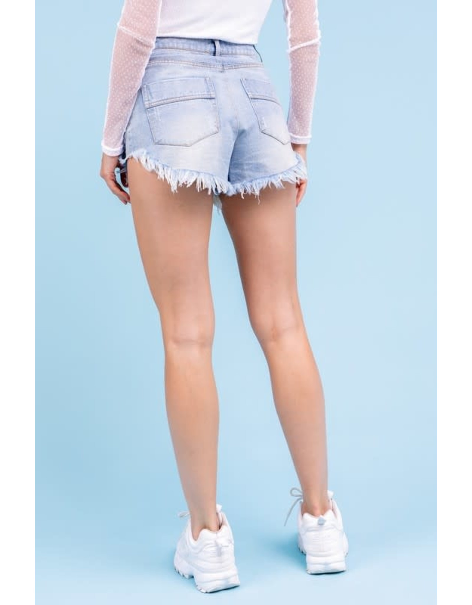 Laney Denim Shorts
