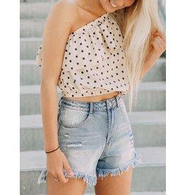 Laney Denim Shorts