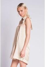 Tea Party Silk Dress