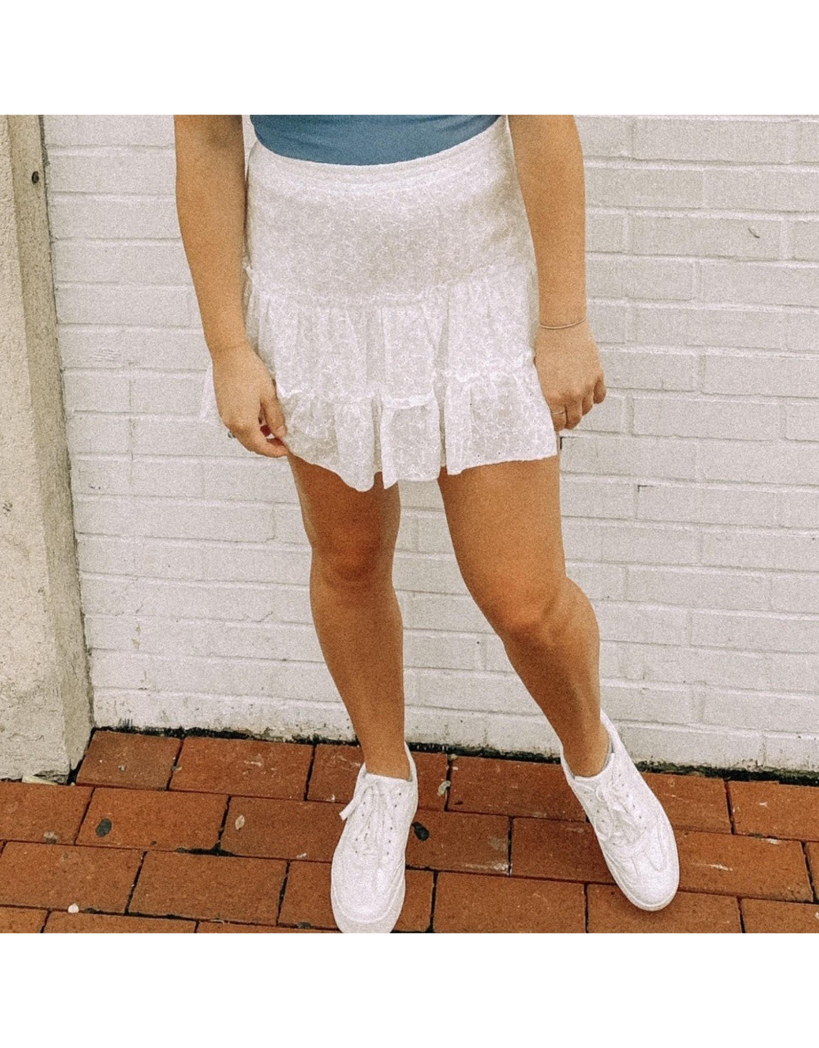 Cowgirl Mini Skirt