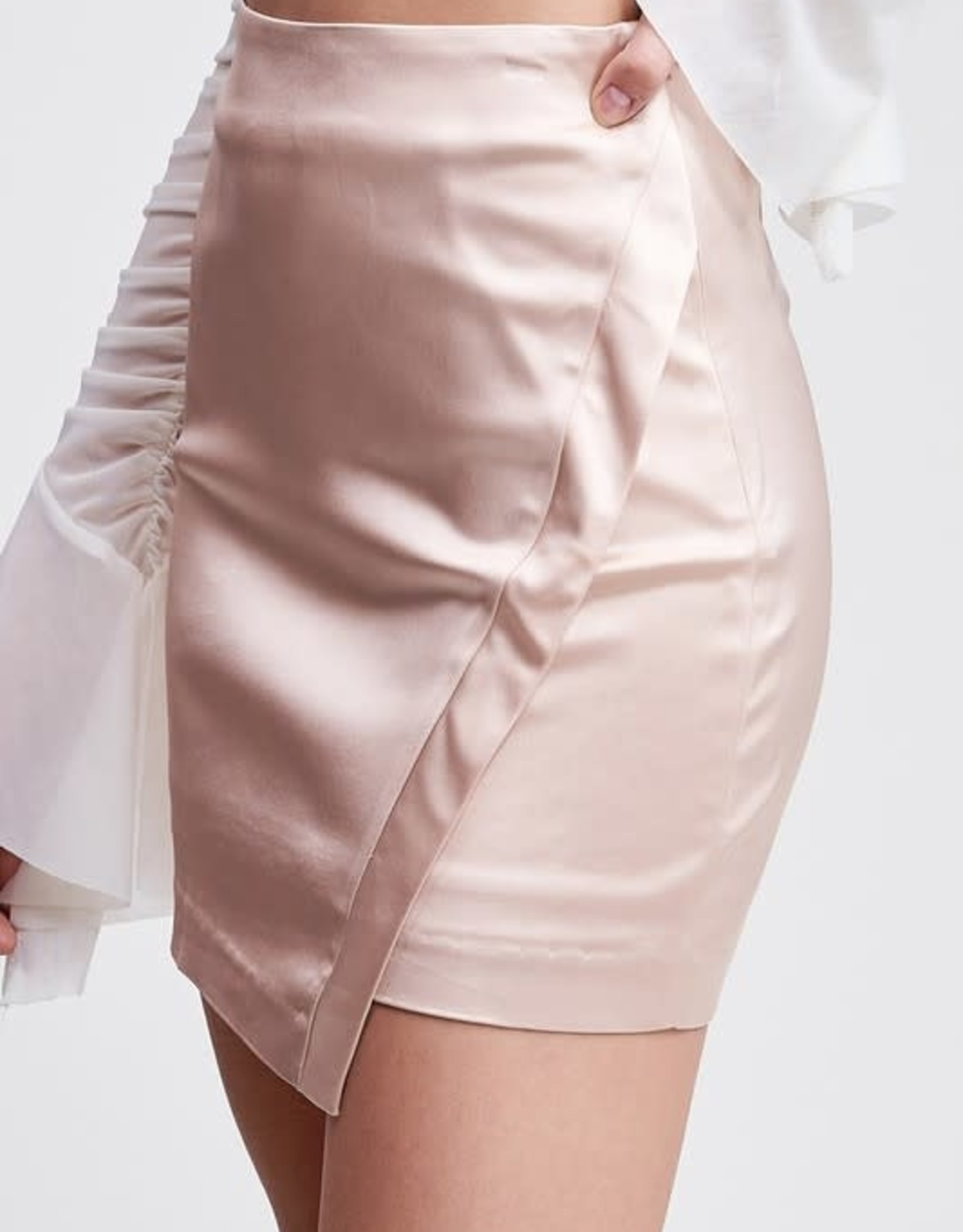 Pop the Champagne Skirt