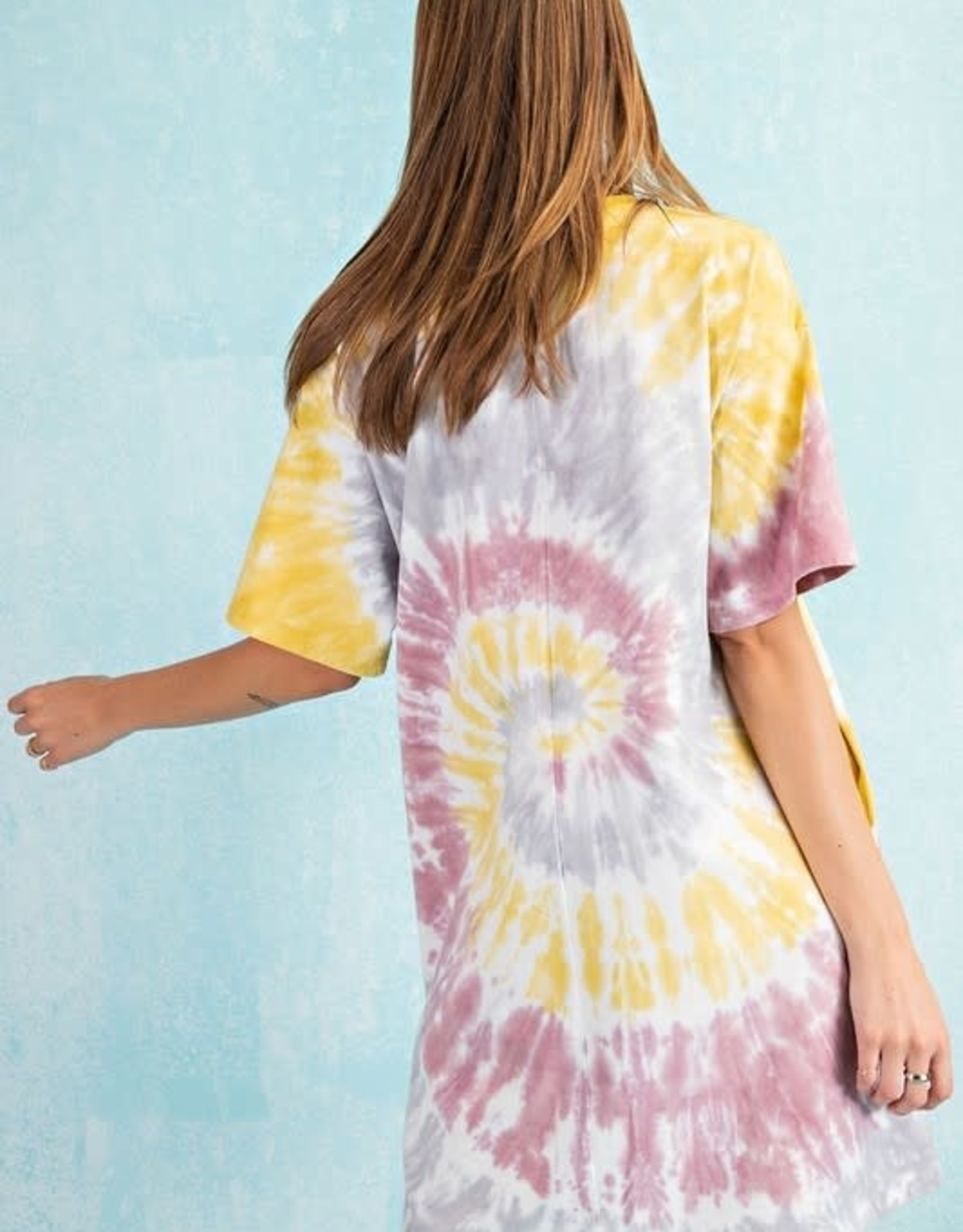 Tie-Dye Kinda Day Dress