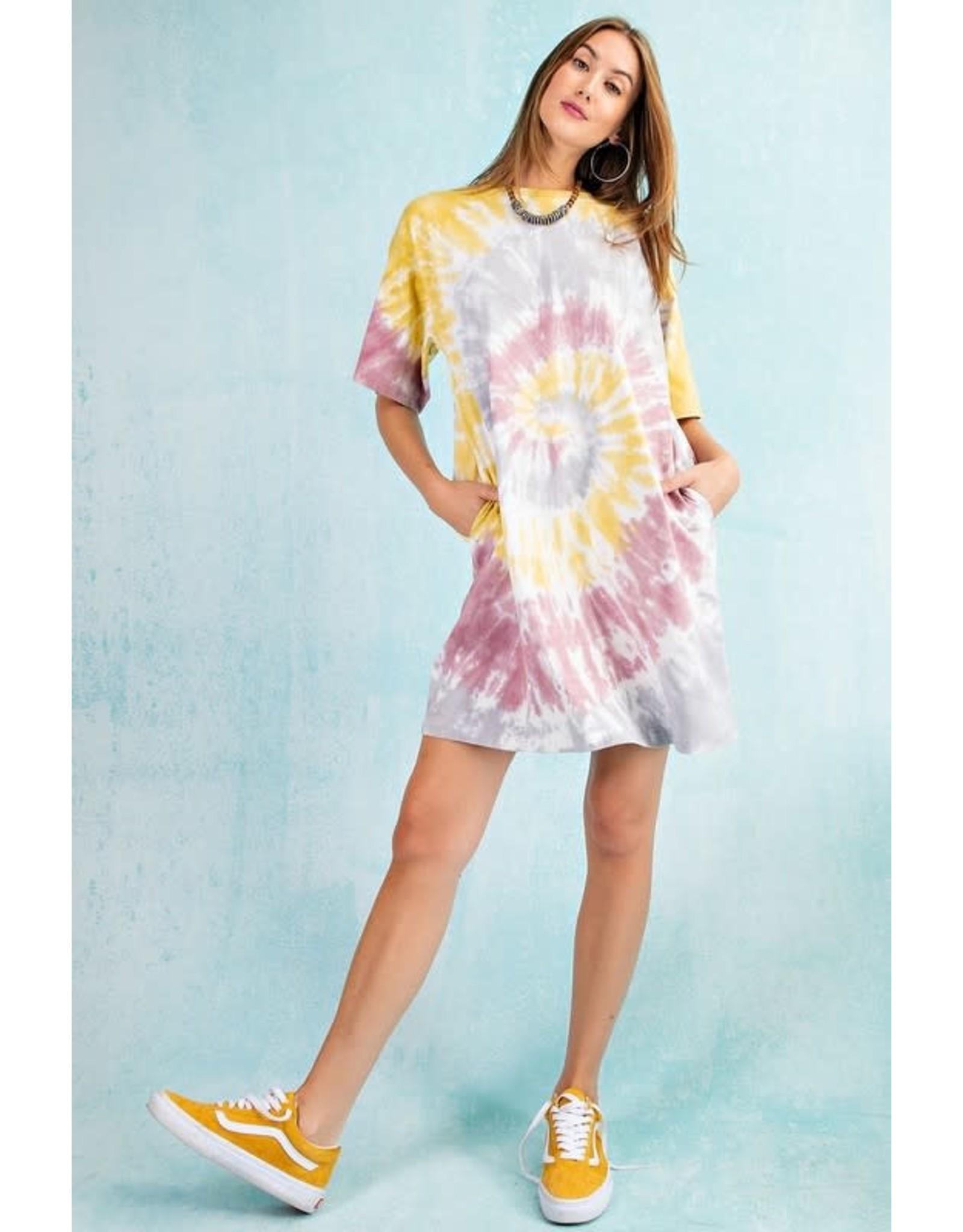 Tie-Dye Kinda Day Dress