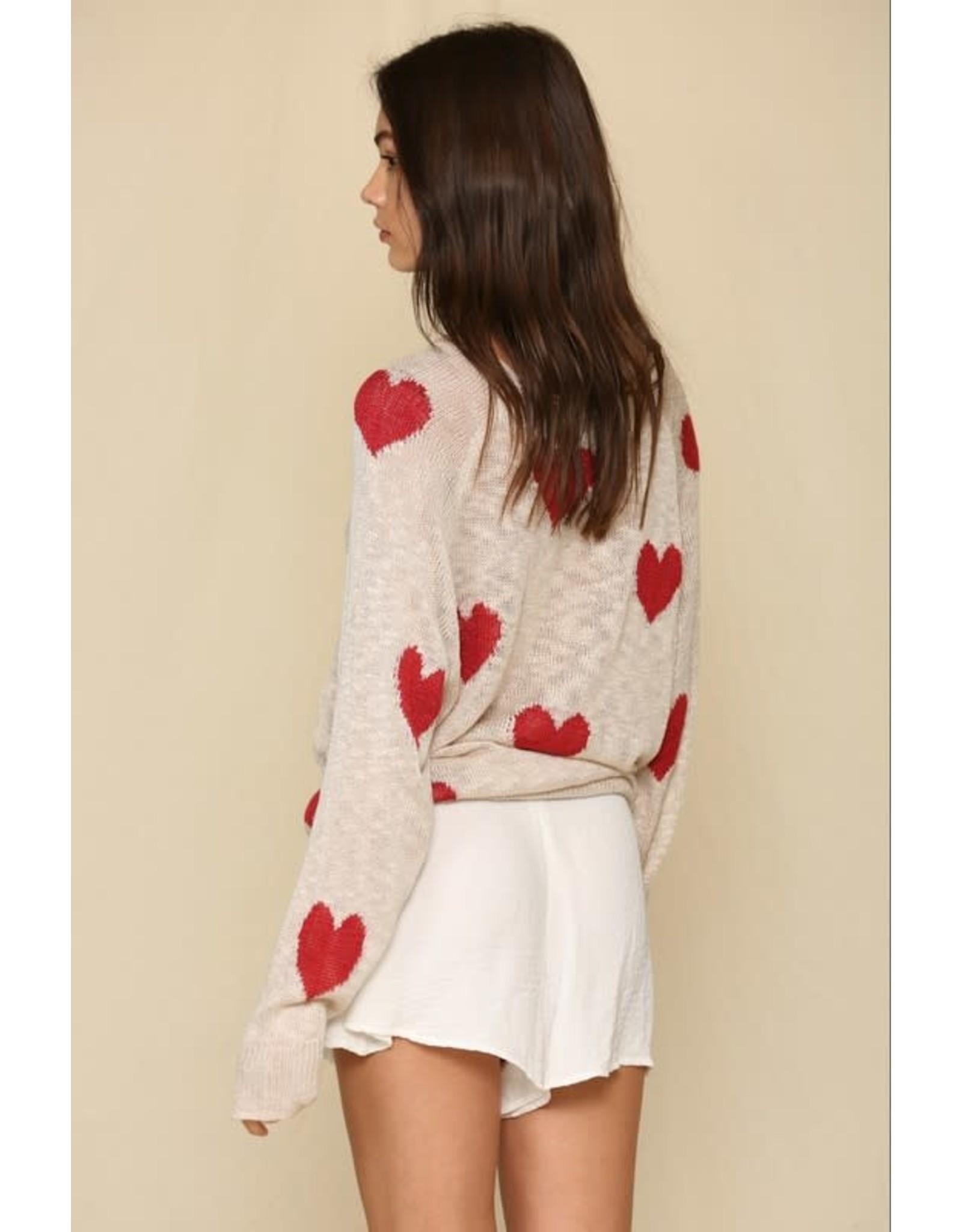 Love This Feelin' Sweater