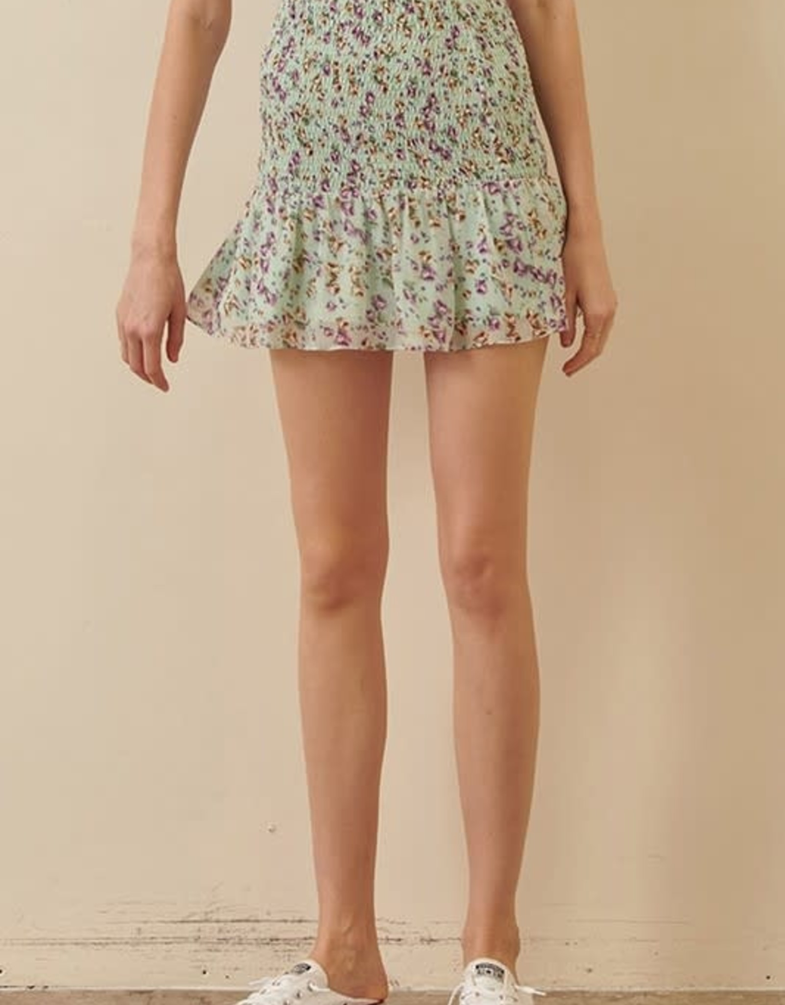Little Flower Skirt
