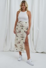 Off to Dinner Midi Skirt