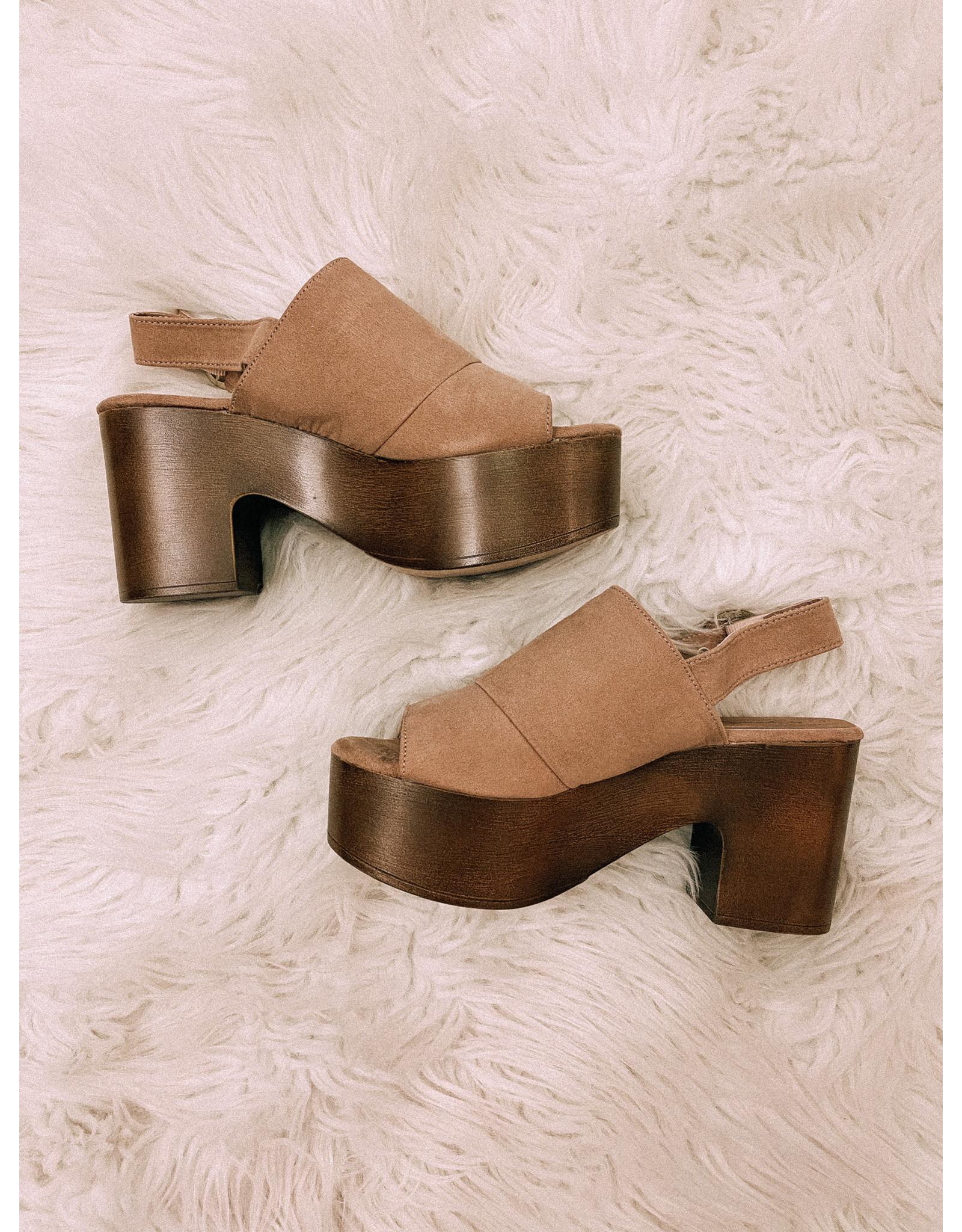 Lodge Block Heel Sandals