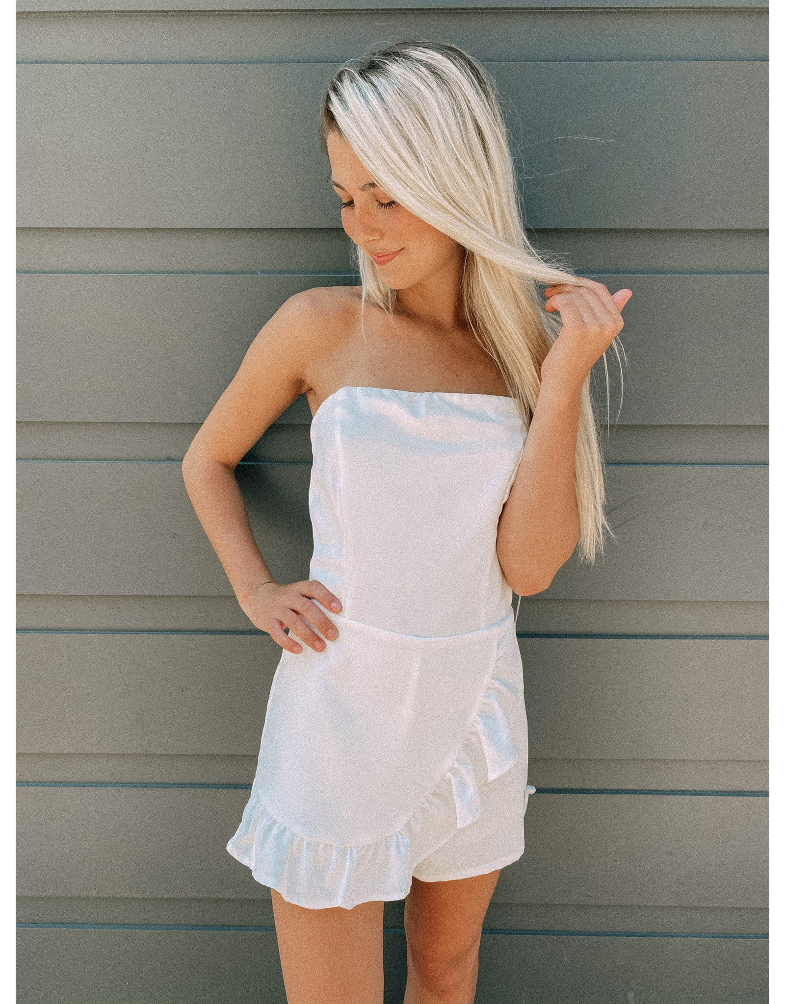 Flip The Page Romper