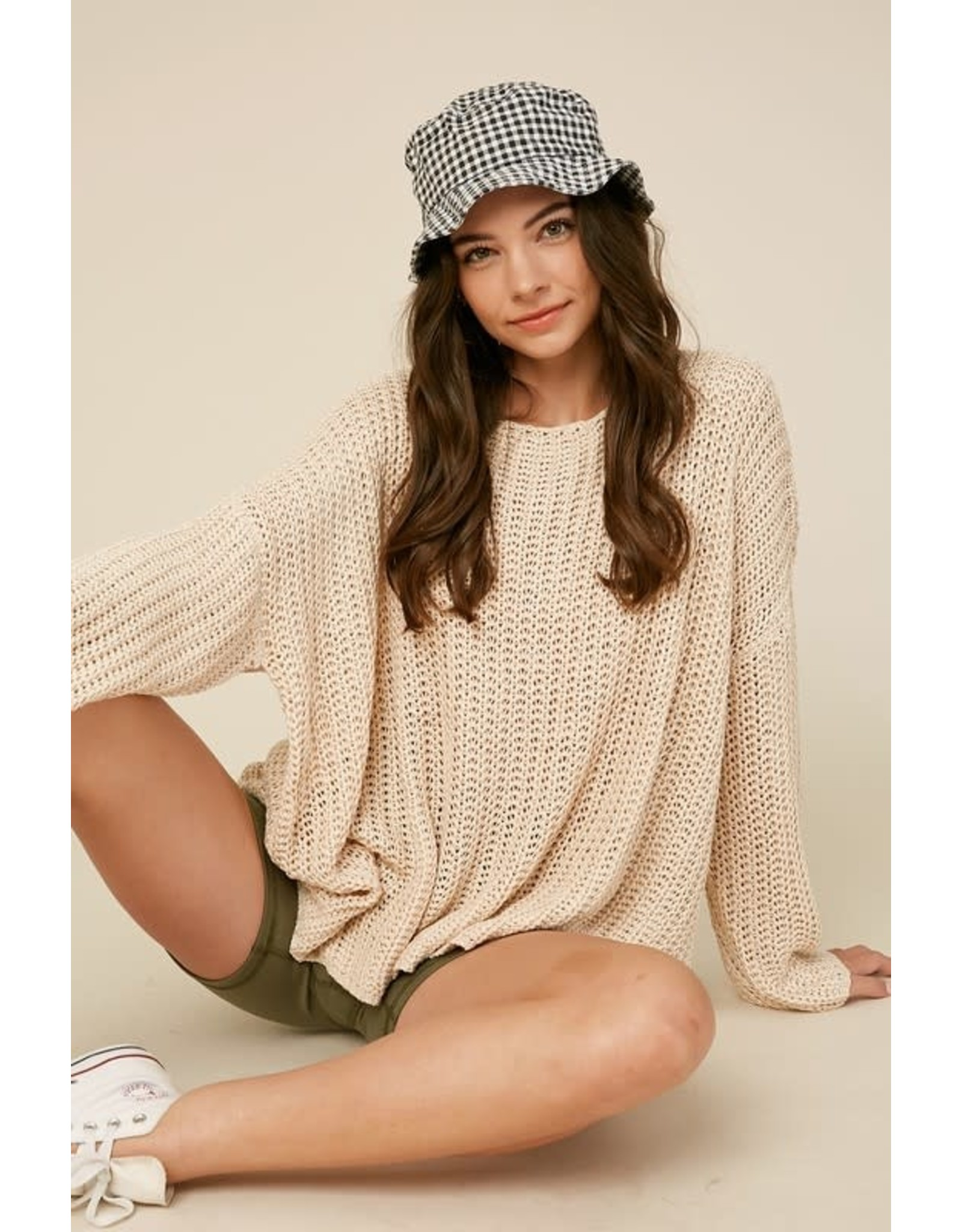 A Little Too Perfect Sweater