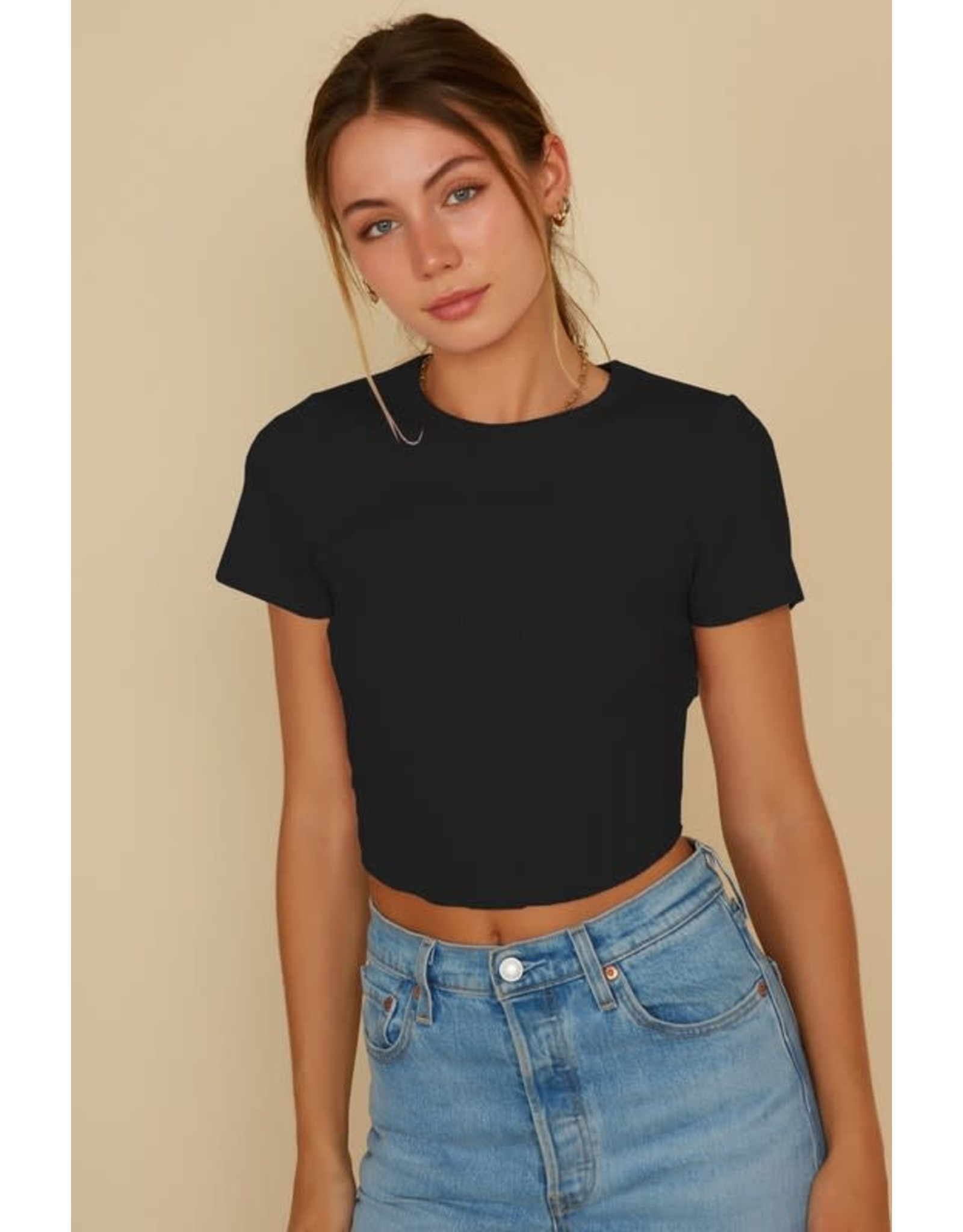 Alter Ego Ribbed Tee