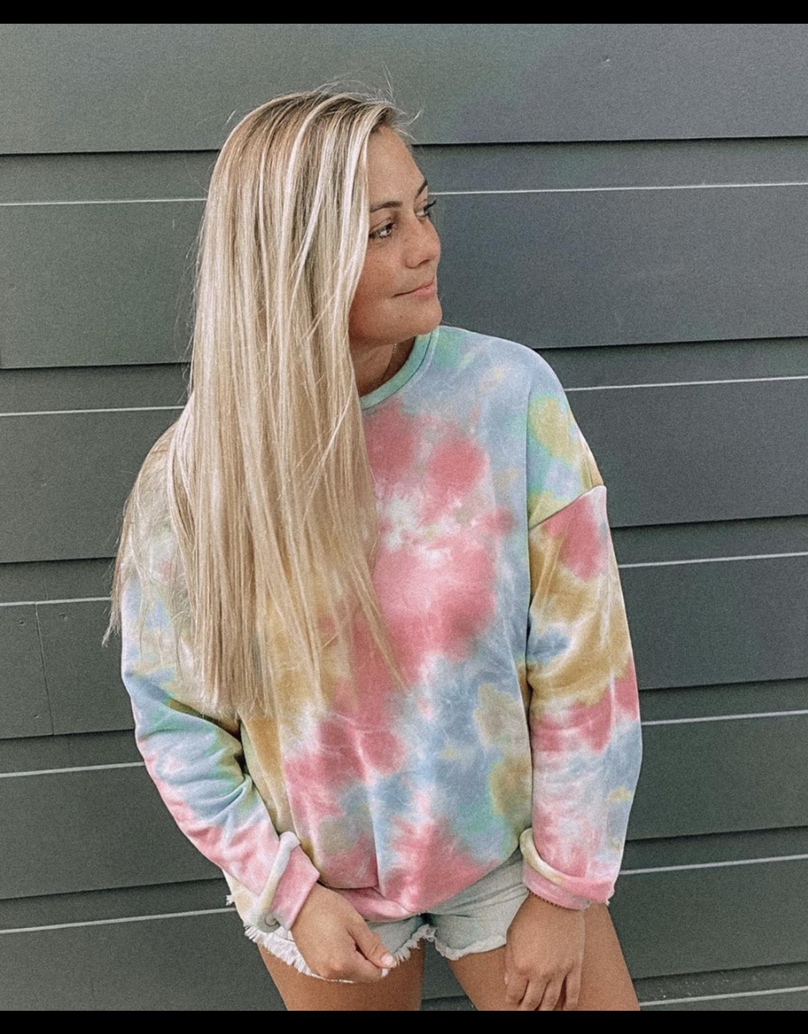 Sweatshirt to Dye For