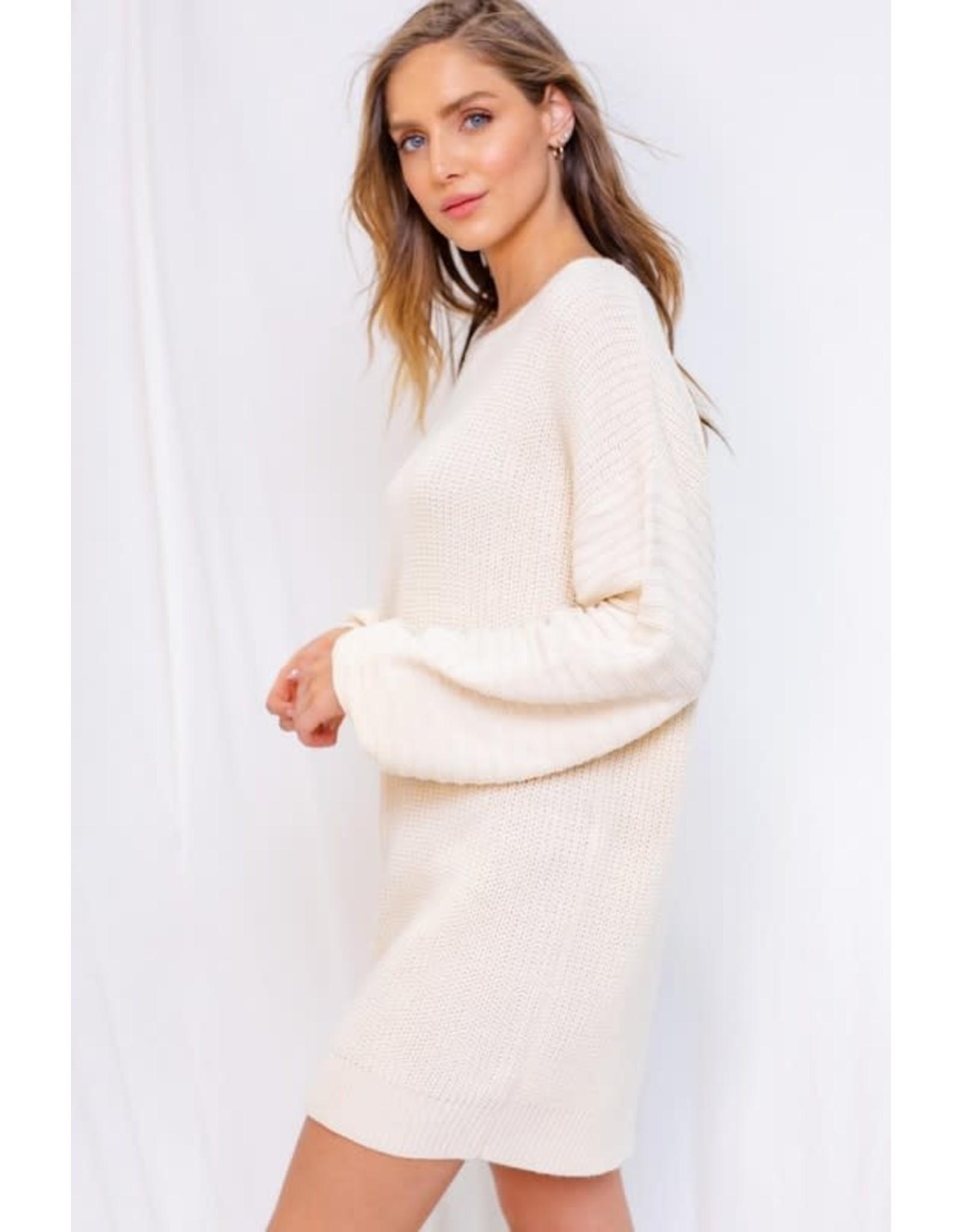 Katherine Sweater Dress