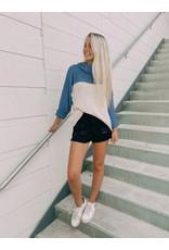 Caroline Color Block Sweater