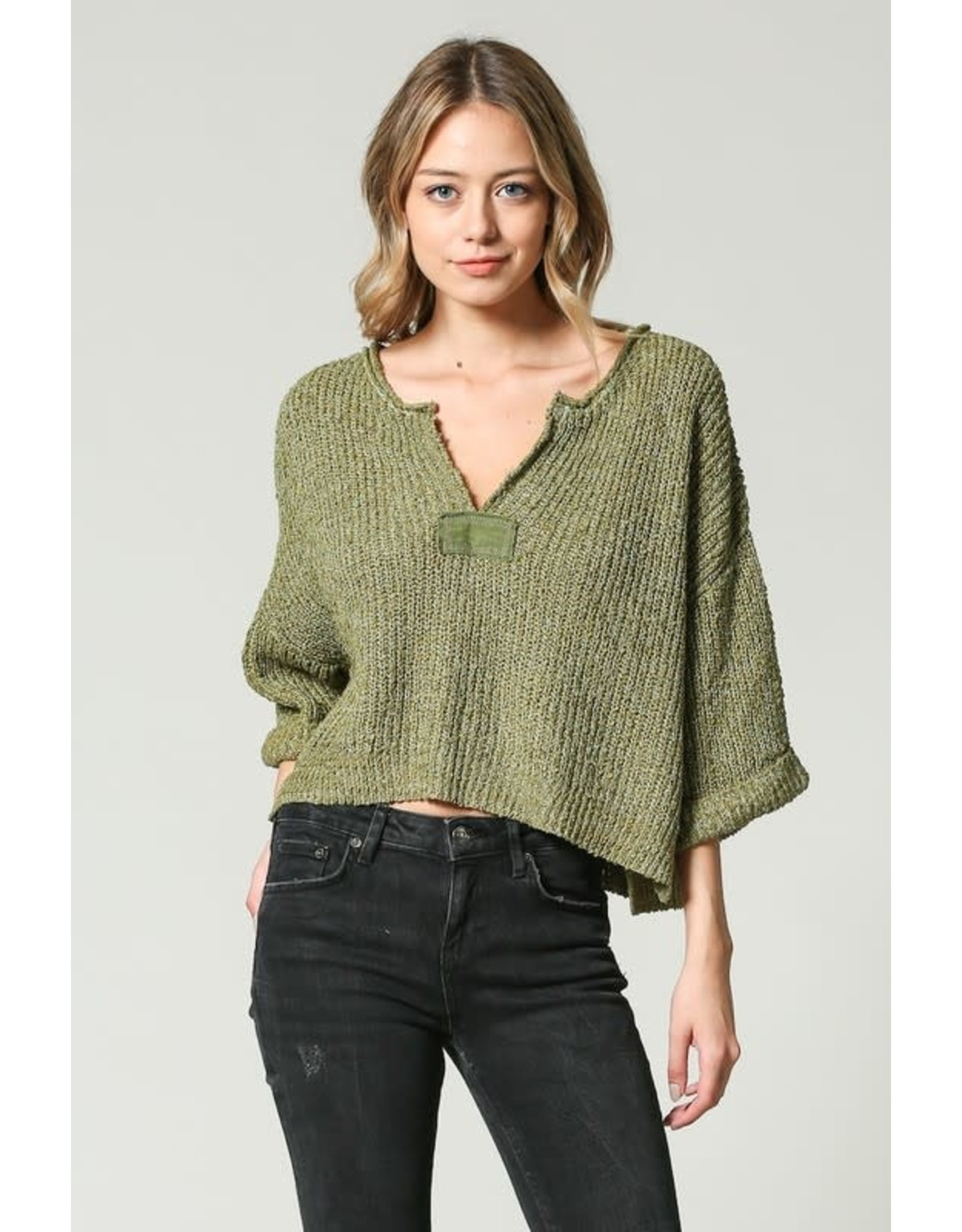 To The Pumpkin Patch Sweater