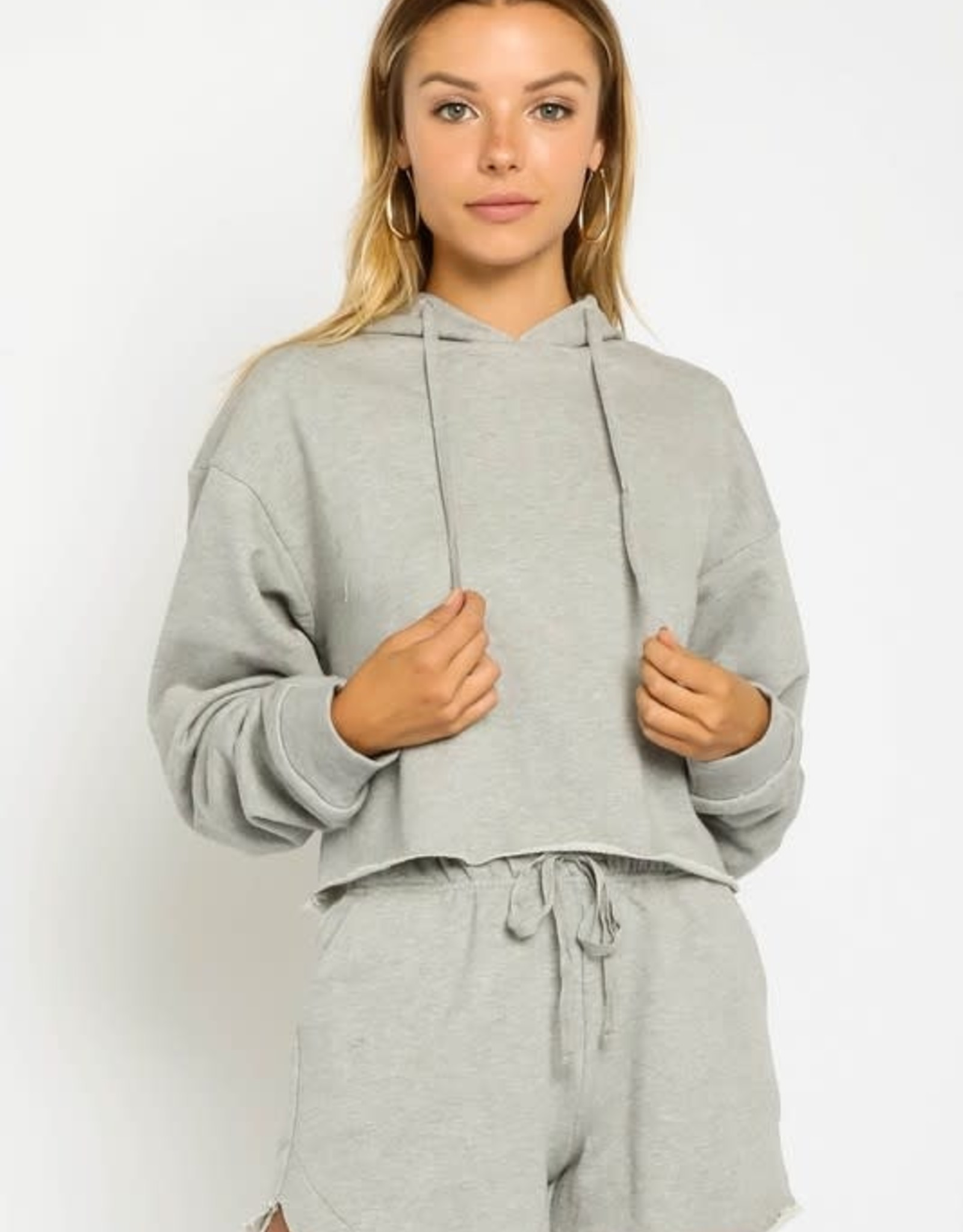 Sadie Cropped Sweatshirt