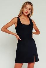 Lexi Black Mini Dress