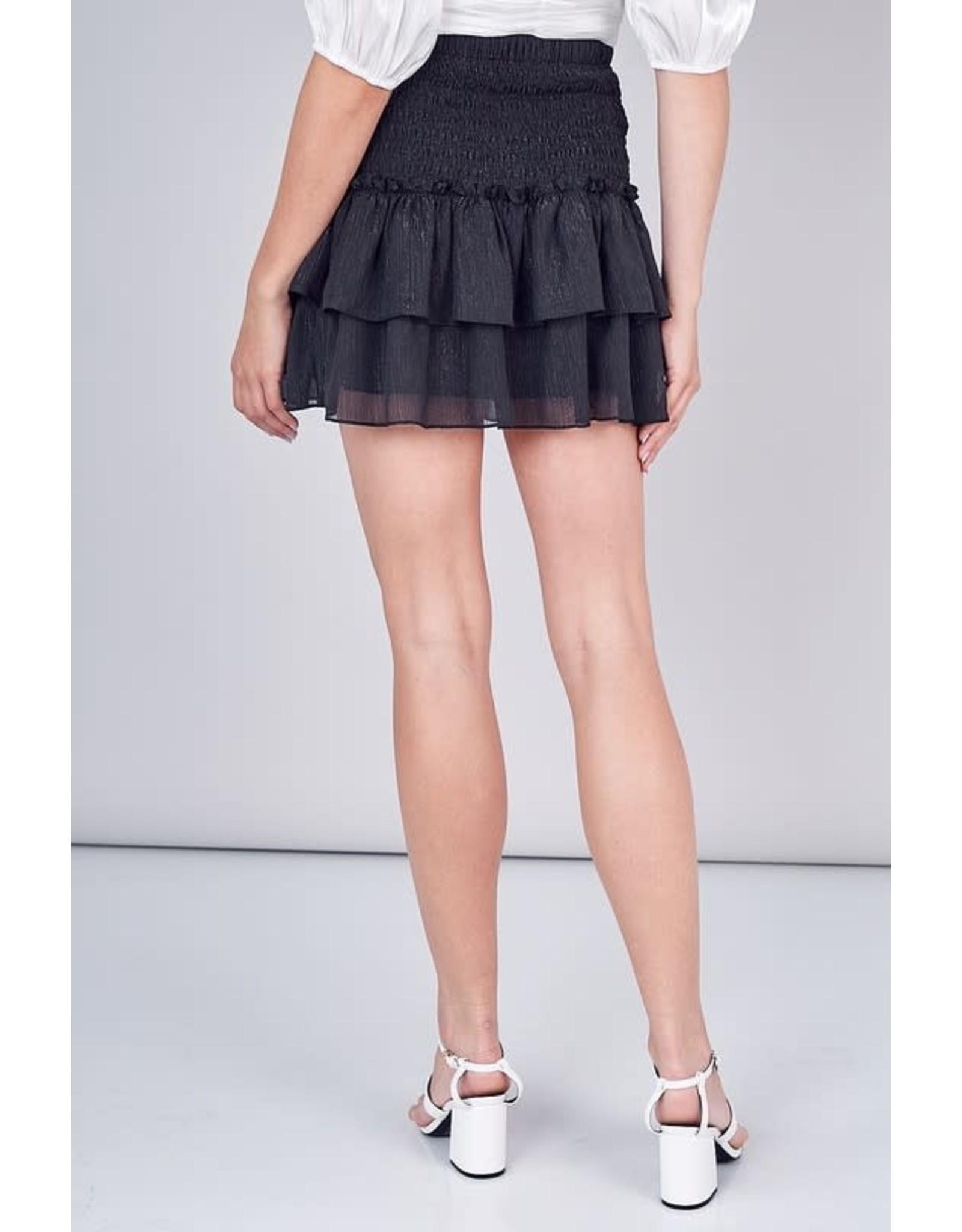 She's Cute Mini Skirt